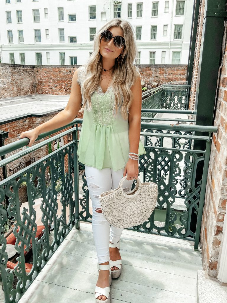 Weekend Guide To New Orleans | Girls Weekend | Audrey Madison Stowe a fashion and lifestyle blogger