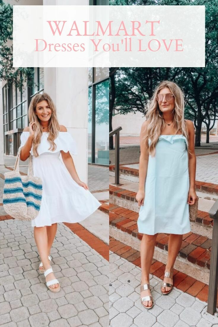 Walmart Dresses You'll Love this Summer