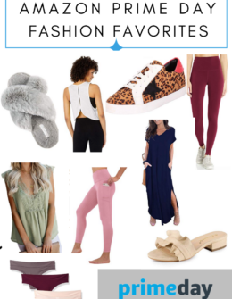 Amazon Prime Day Picks 2019 | Audrey Madison Stowe a fashion and lifestyle blogger