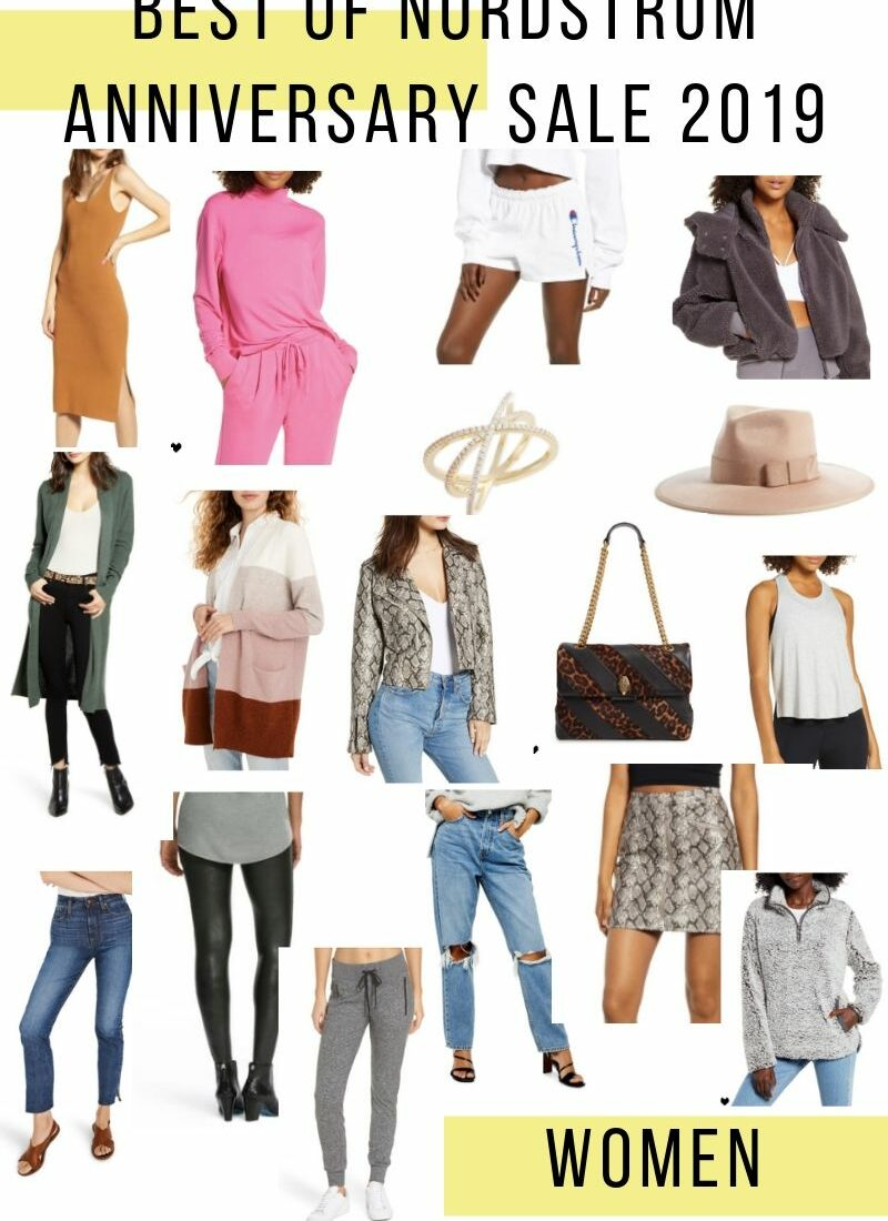 My Top Picks For the Nordstrom Anniversary Sale 2019 | Nsale | Audrey Madison Stowe a fashion and lifestyle blogger