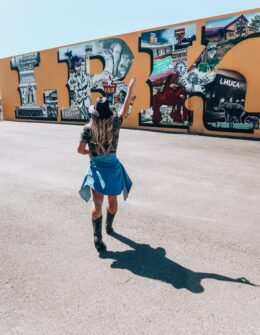 What To Do In Lubbock, Texas | Best things to do in Lubbock TX | Audrey Madison stowe a fashion and lifestyle blogger