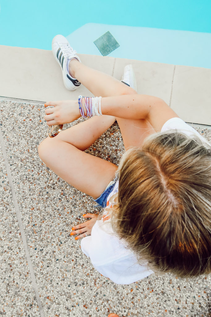 Victoria Emerson Bracelets On Sale for the Fourth | Audrey Madison Stowe a fashion and lifestyle blogger