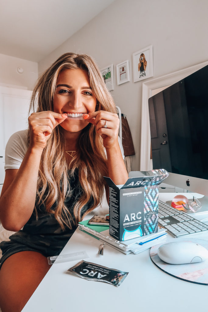 Target S Newest Teeth Whitening Device Audrey Madison Stowe