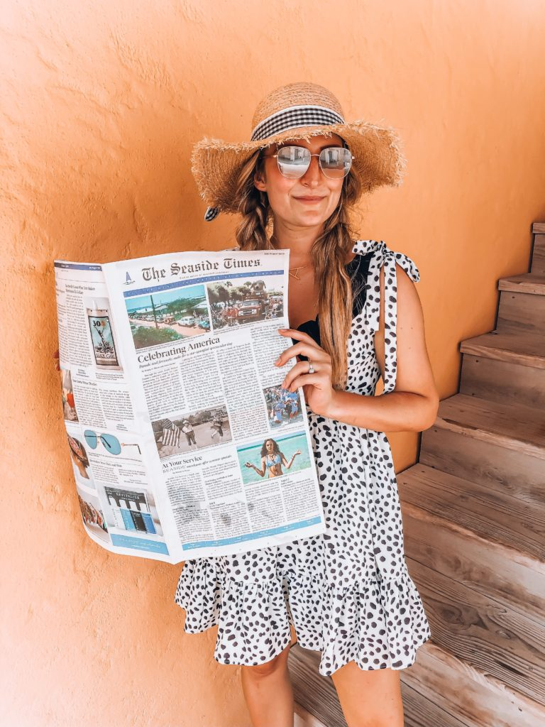 Our Trip to 30A Florida | Rosemary Beach | Audrey Madison Stowe a fashion and lifestyle blogger