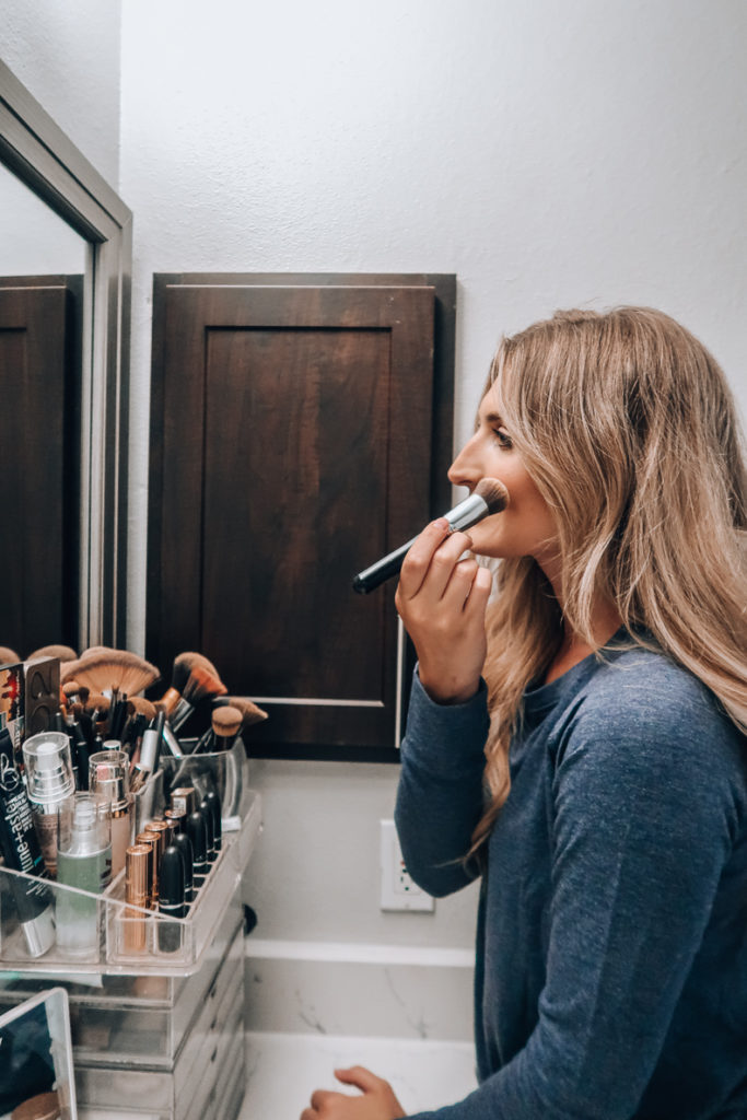 My 5 Min Bathroom Routine   Audrey Madison Stowe a fashion and lifestyle blogger
