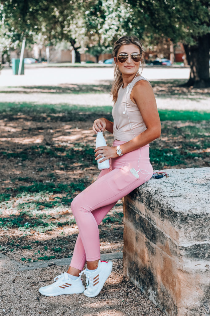 How I Get Back Into A Healthy Routine With G-Shock Watches | Audrey Madison Stowe a fashion and lifestyle blogger