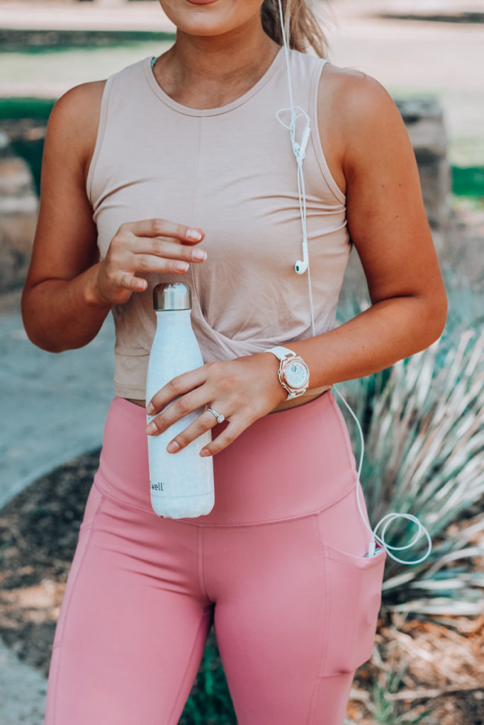 How I Get Back Into A Healthy Routine With G-Shock Watches   Audrey Madison Stowe a fashion and lifestyle blogger