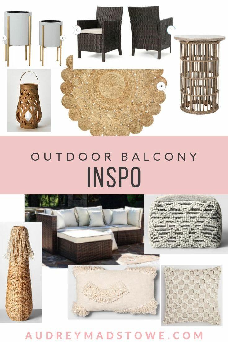 Outdoor Balcony Inspo