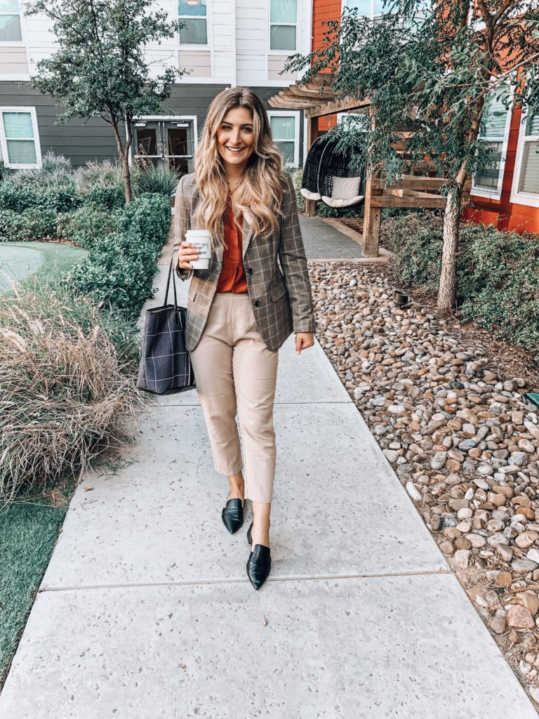 Fall Work Wear | Audrey Madison Stowe a fashion and lifestyle blogger