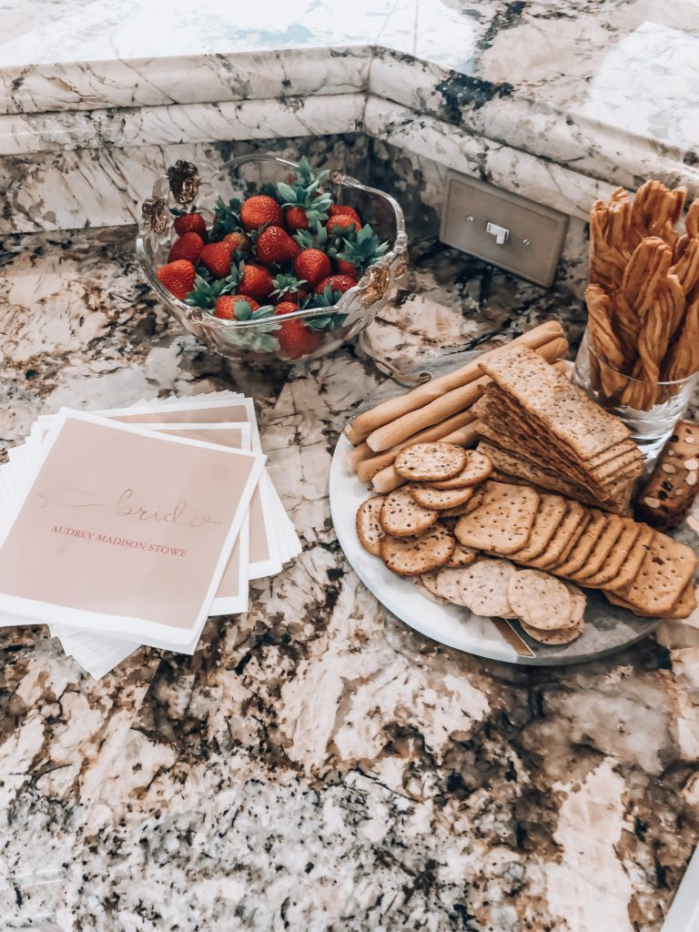 Girly Dallas Bridal SHower | Audrey Madison Stowe a fashion and lifestyle blogger