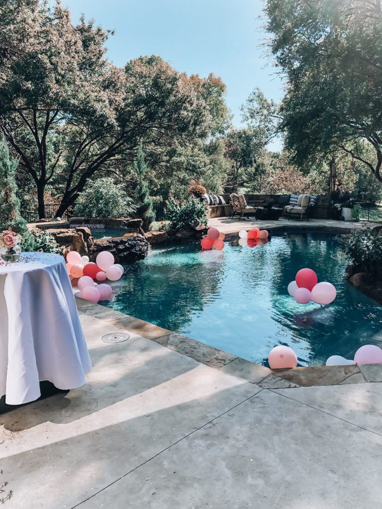 Girly Bridal Shower | Audrey Madison Stowe a fashion and lifestyle blogger