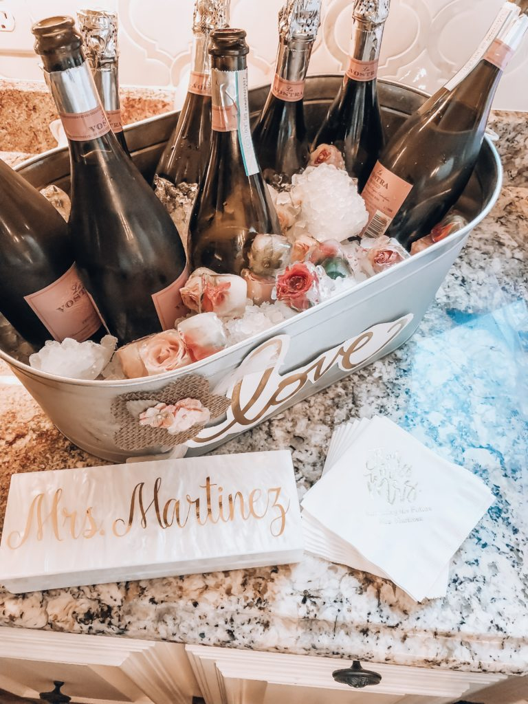 Dallas Bridal Shower | Audrey Madison Stowe a fashion and lifestyle blogger