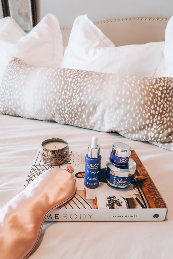 Olay Retinol24 Line   Review   Audrey Madison Stowe a fashion and lifestyle blogger