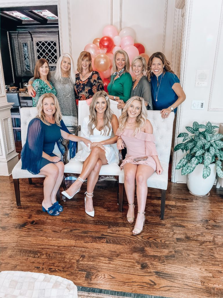 Wedding Shower Hosts | Audrey Madison Stowe a fashion and lifestyle blogger