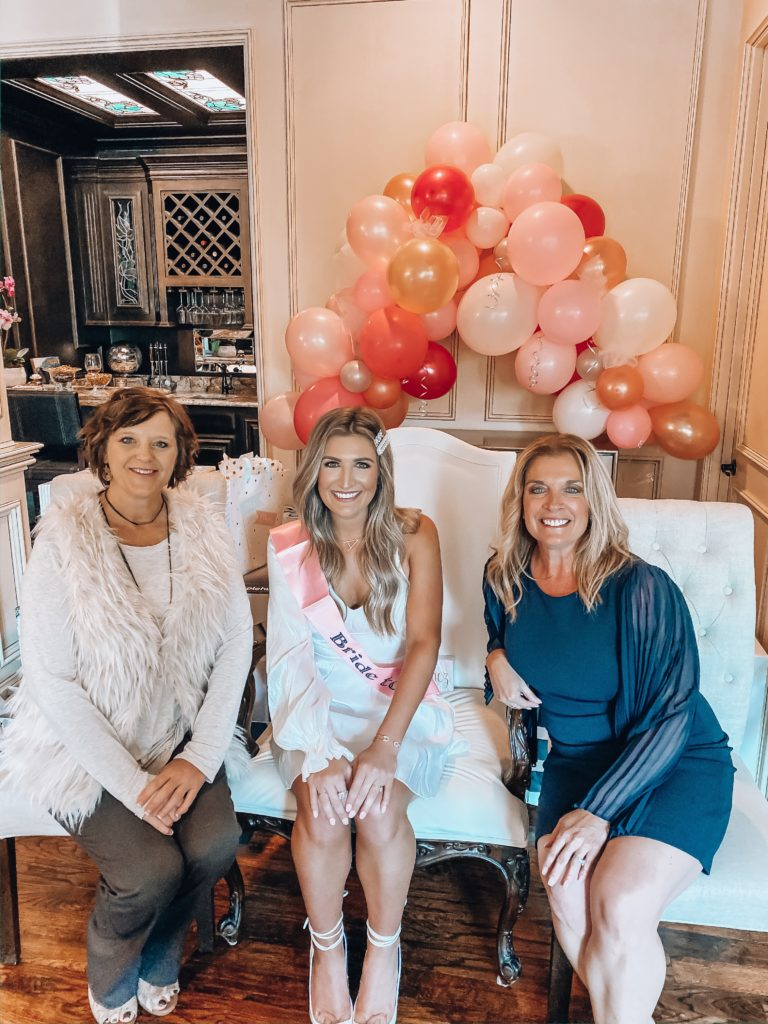 Bridal Shower Moms | Audrey Madison Stowe a fashion and lifestyle blogger