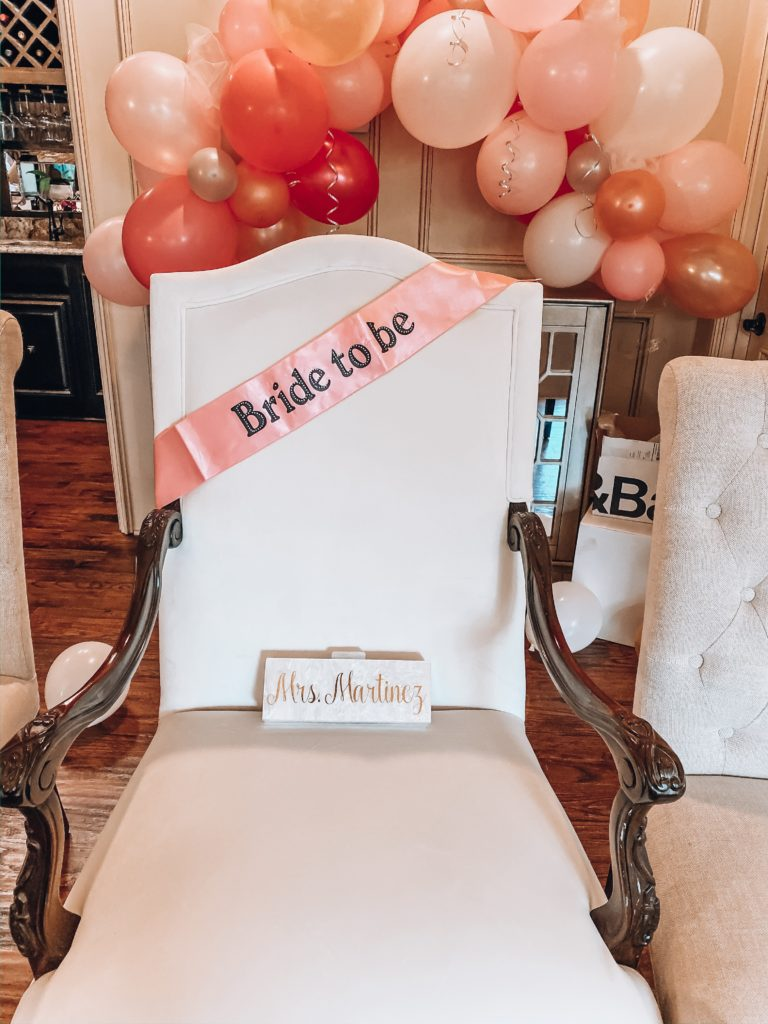 Bride To be | Shower Gift Spot | Audrey Madison Stowe a fashion and lifestyle blogger