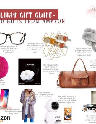Amazon gift ideas