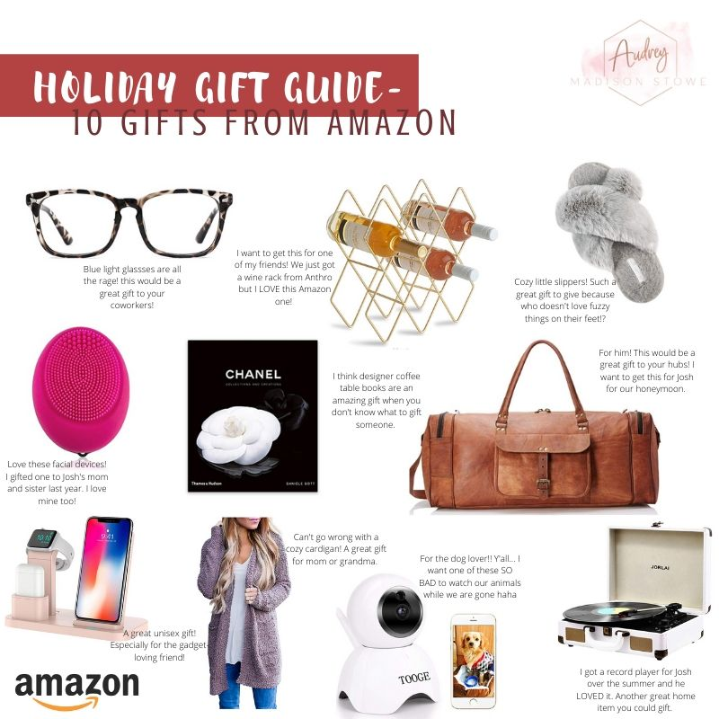 Amazon gift ideas