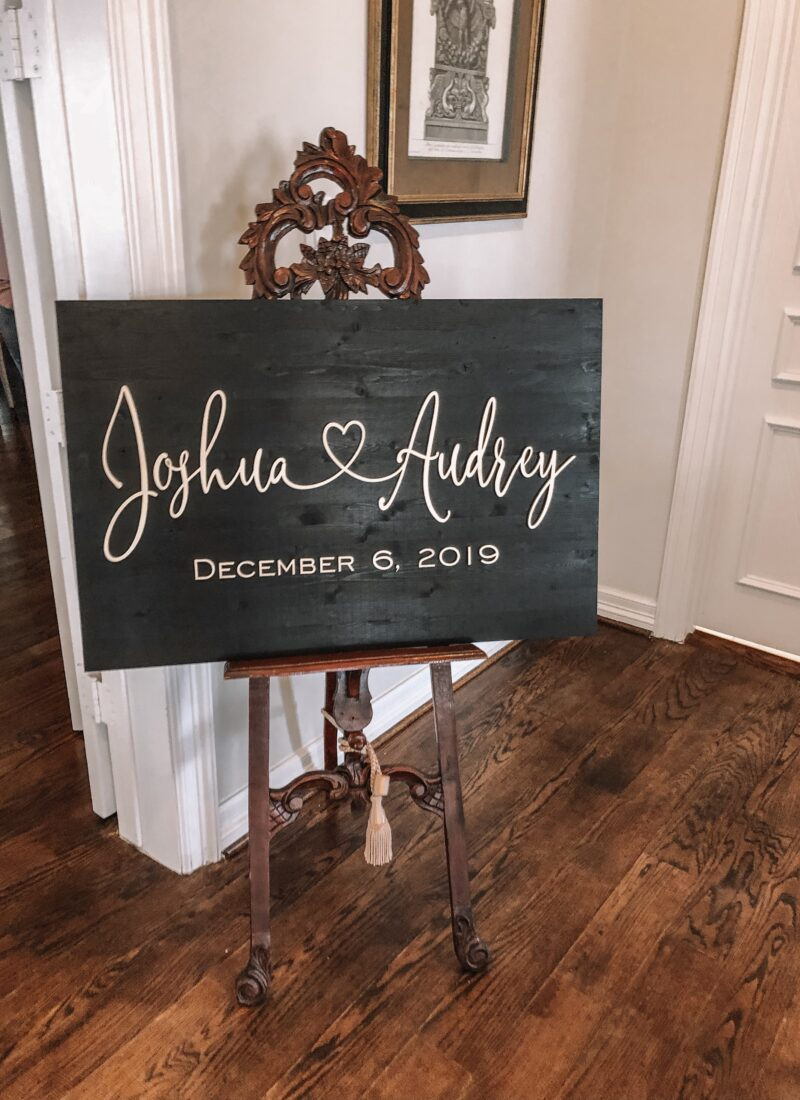 Austin, Texas Bridal Shower | Audrey Madison Stowe a fashion and lifestyle blogger