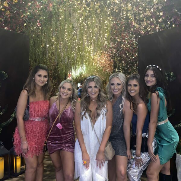 My Bachelorette in Las Vegas | Audrey Madison sTowe a fashion and lifestyle blogger