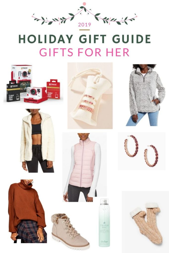 Holiday Gift Guide 2019 | Gifts For Her | Audrey Madison Stowe a fashion and lifestyle blogger