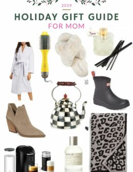 Holiday Gift Guide 2019 | Gifts for Mom | Audrey Madison Stowe a fashion and lifestyle blogger