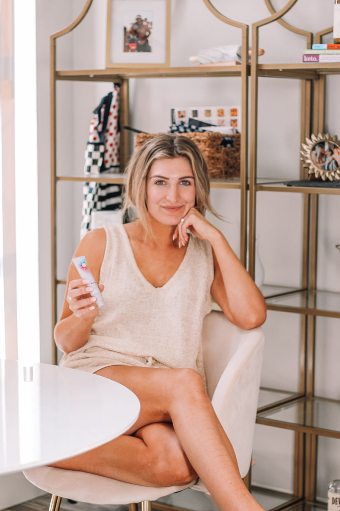 Skin Diagnostic Test With Skinsei   Audrey Madison Stowe a Texas fashion blogger