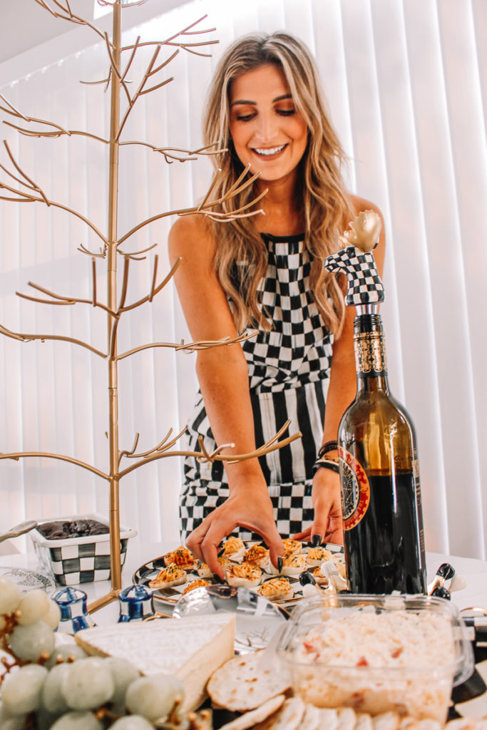 Holiday Serveware with MacKenzie-Childs | Audrey Madison Stowe a fashion and lifestyle blogger