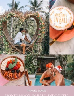 Honeymoon in Bali, Indonesia | Audrey Stowe a fashion and life blogger