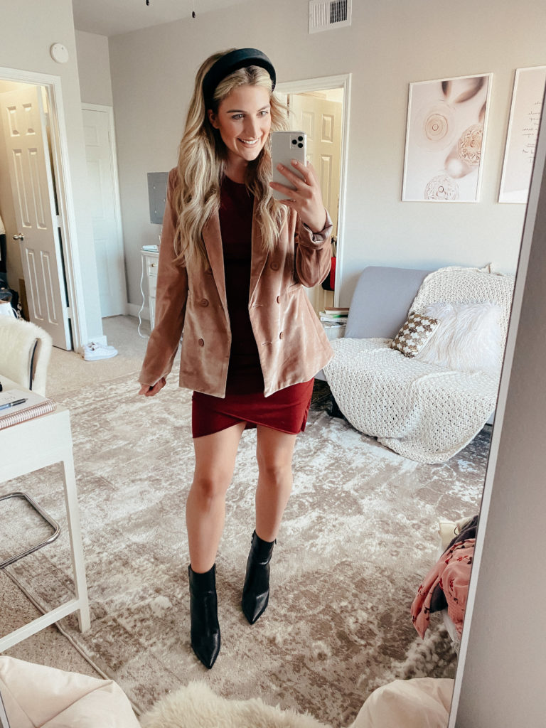 Valentine's Day Outfits To Wear | A fashion Try-on | Audrey Madison Stowe a fashion and lifestyle blogger
