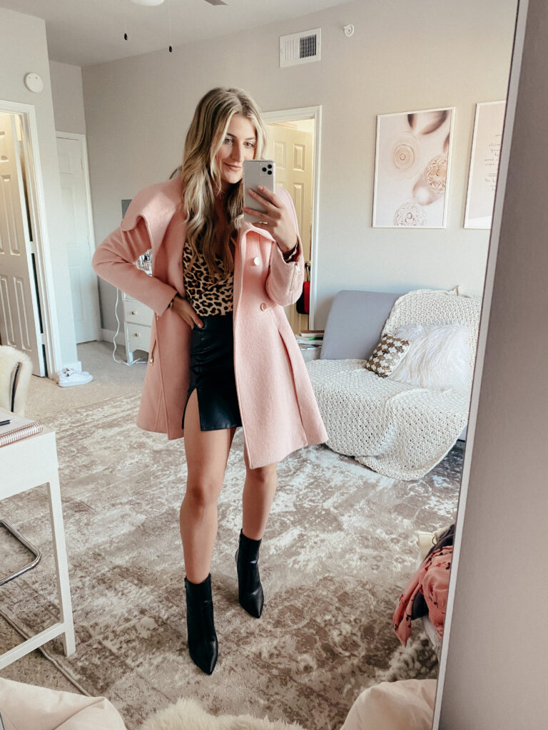 Sexy Valentine's Day Outfit