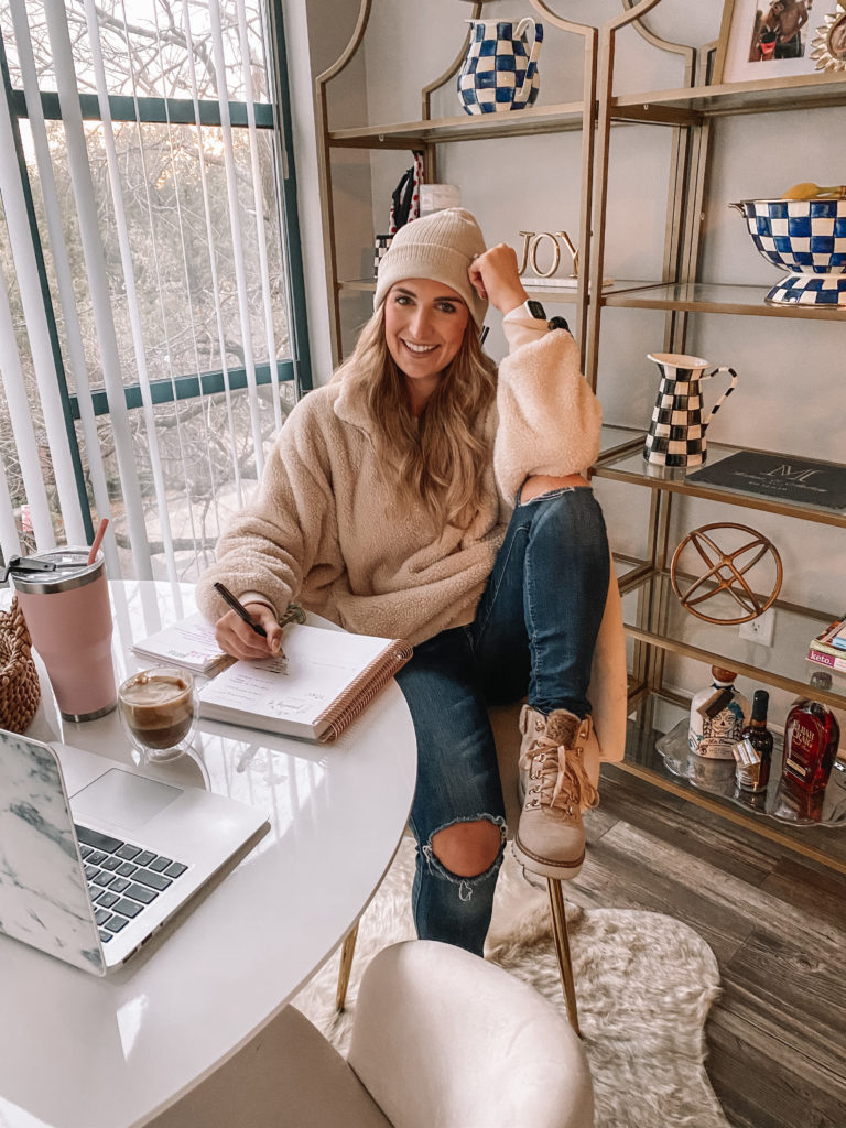 2020 New Year Goals | Audrey Madison Stowe a fashion and lifestyle blogger