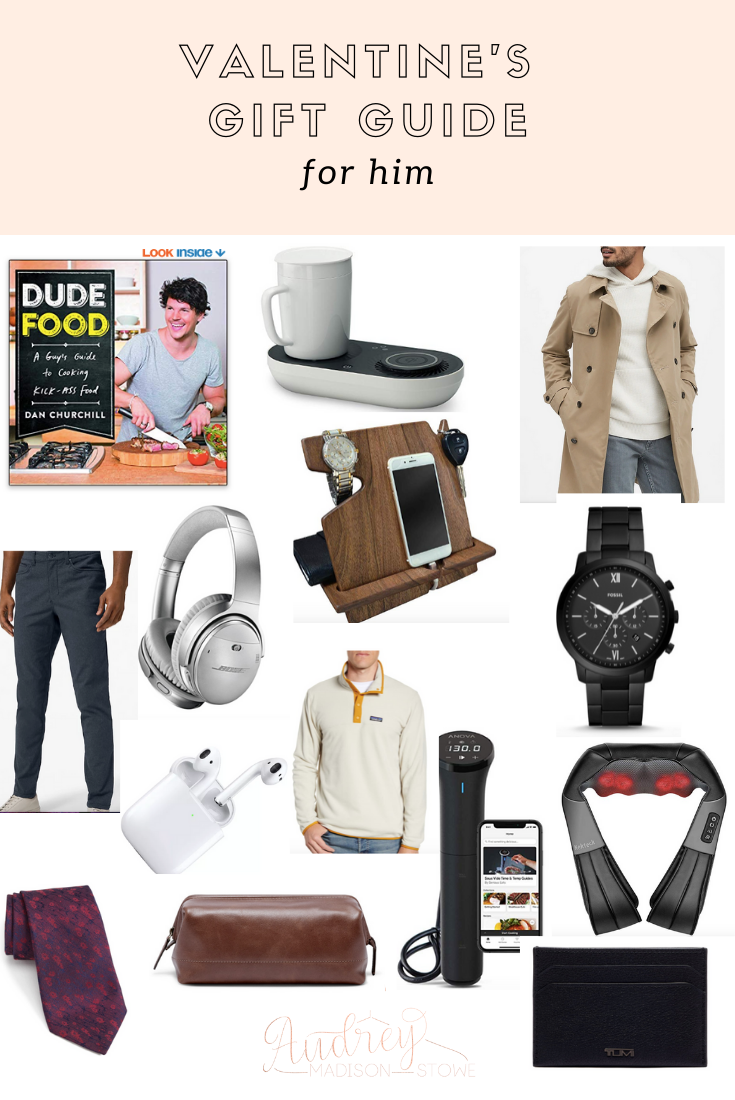 Valentine's Gift Ideas For Him