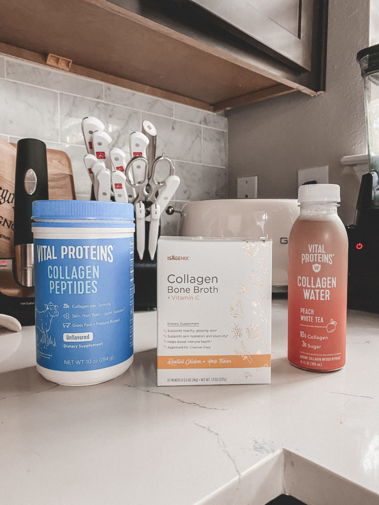 Collagen Benefits +  Products I Love | Audrey Madison Stowe a fashion and lifestyle blogger
