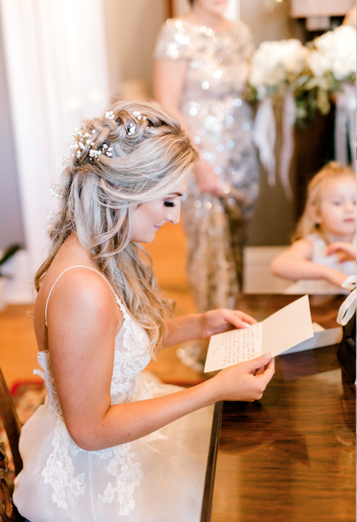 Getting Ready For my Wedding | Texas Winter Wedding | Audrey Madison Stowe a fashion and lifestyle blogger