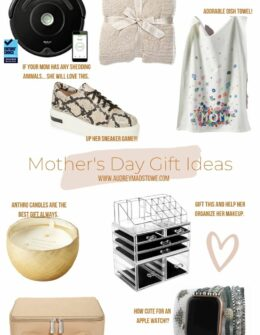 Mother's Day Gift Ideas 2020   Audrey Madison Stowe a fashion and lifestyle blogger