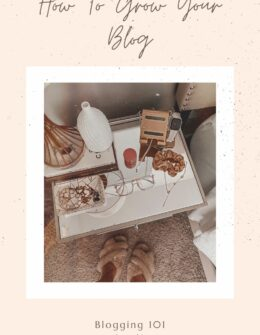 How To Grow Your Blog & Social Platforms   Blogging 101 tips   Audrey Madison Stowe a fashion and lifestyle blogger