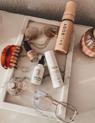Favorite Beauty Things Lately | Audrey Madison Stowe