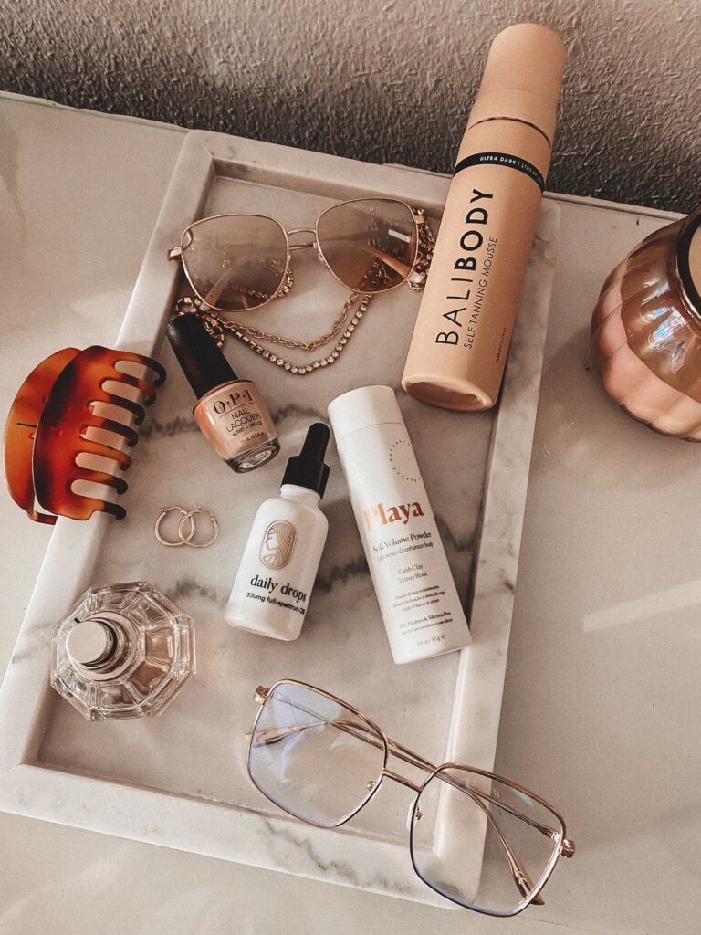 Favorite Beauty Things Lately   Audrey Madison Stowe