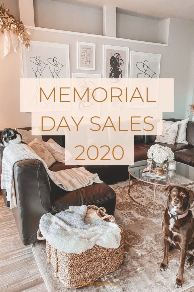 Memorial Day Sales 2020 | Sale Roundup | Audrey Madison Stowe a fashion and lifestyle blogger