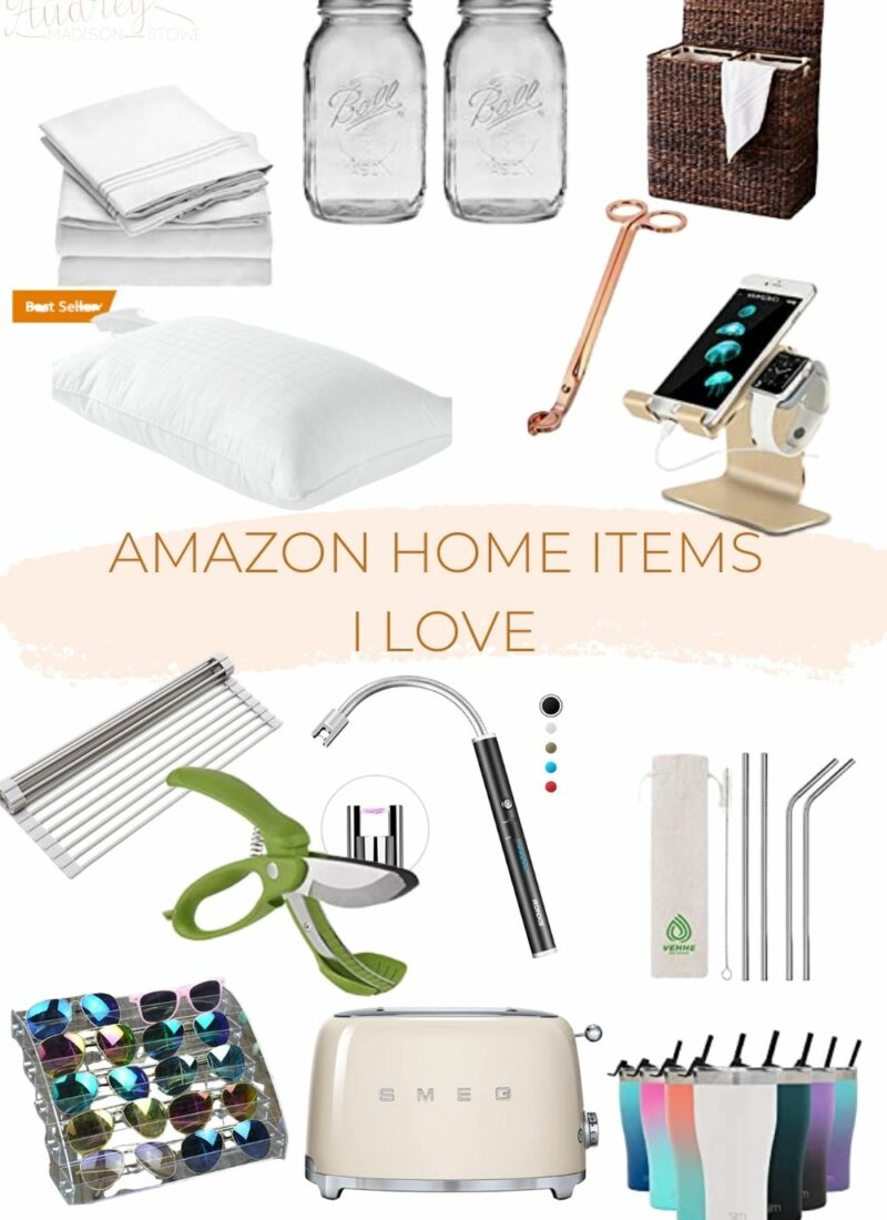 Amazon Home Items | Useful home items | Audrey Madison stowe a fashion and lifestyle blogger