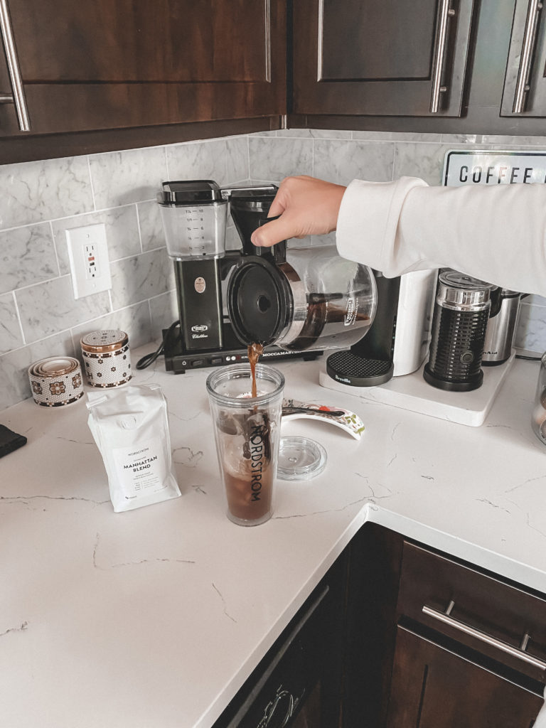 Nordstrom Iced Coffee You Will LOVE | Audrey Madison Stowe a fashion and lifestyle blogger