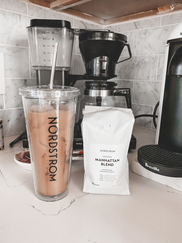 Nordstrom Coffee Iced Latte Recipe | How-To
