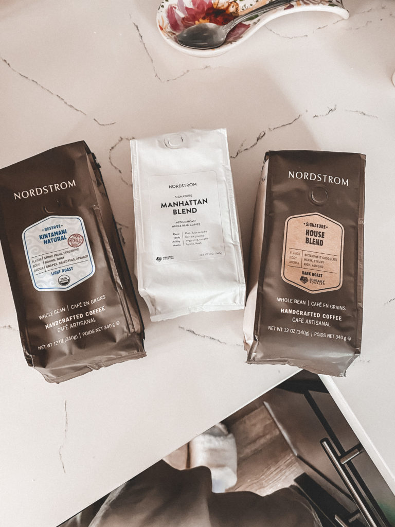 Nordstrom Coffee Beans To try