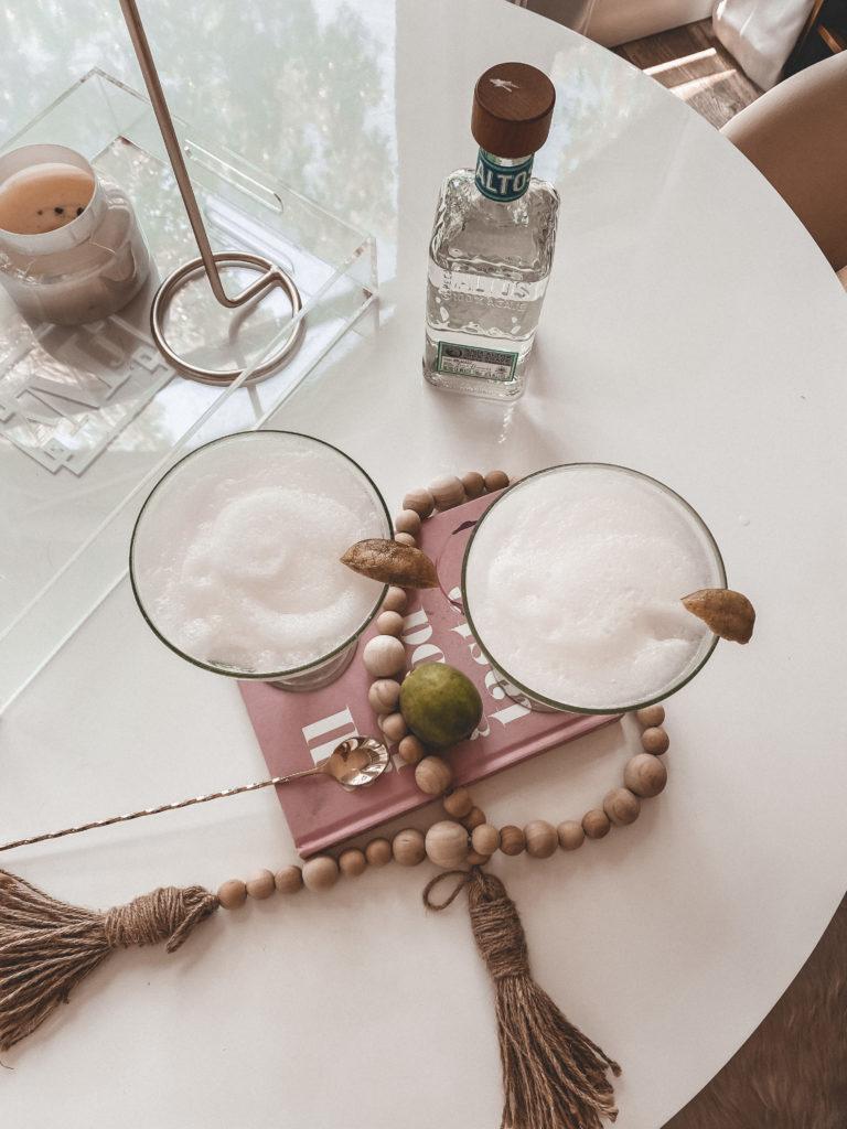 Summer Margarita Recipe | Martinez Margarita | Audrey Madison Stowe a fashion and lifestyle blogger