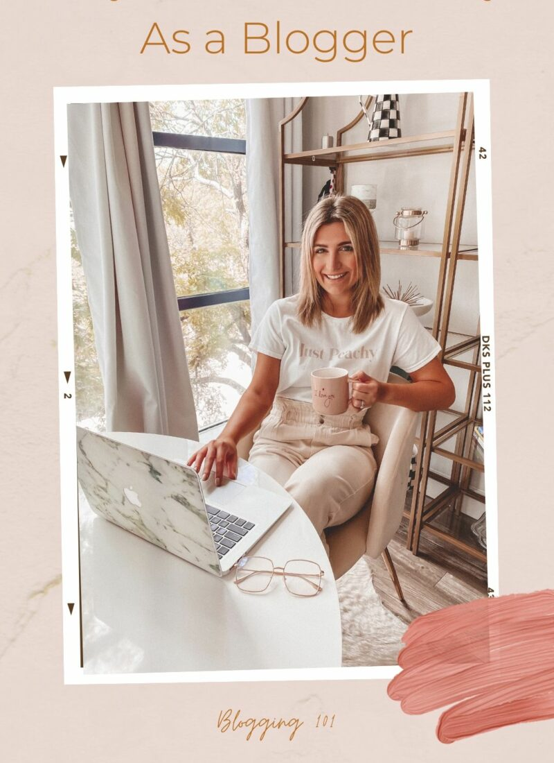 Ways To Make Money as A Blogger | Blogging 101 | Audrey Madison Stowe