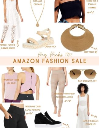 Amazon Style Sale Picks | Amazon Fashion | Audrey Madison Stowe a fashion and lifestyle blogger
