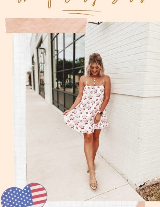 4th of July Weekend Sales 2020 | Fashion Sales | Audrey Madison Stowe a fashion and lifestyle blogger