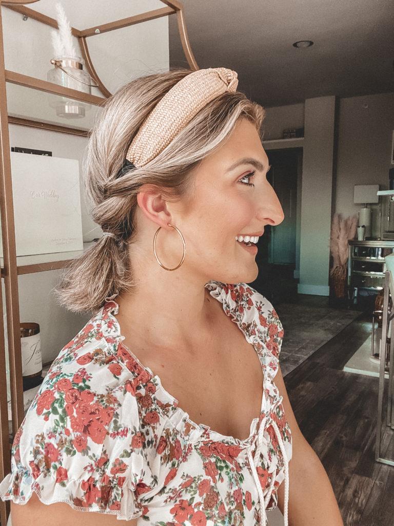 Summer Headband Short Hair | Audrey Madison Stowe