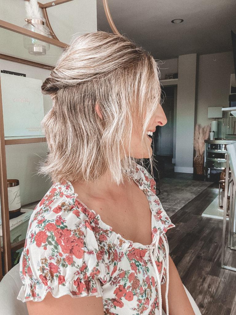 Summer hairstyle | Short hair